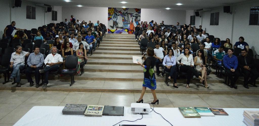 Semestre letivo da AEDA começa com palestra e aula de boas vindas