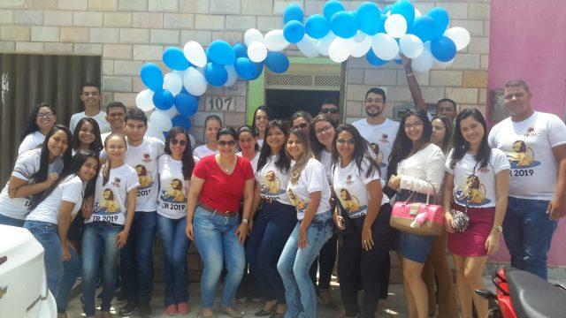 Alunos de Ciências Contábeis promovem ação solidária sobre o IRPF 2018