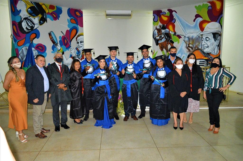 FACIAGRA realiza colação de grau dos novos bacharéis em Agronomia